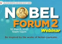 NOBEL FORUM 2 (Webinar)